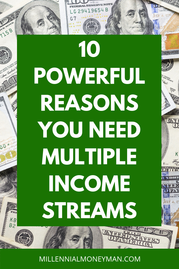 Click to learn how you can prepare for retirement with tips on how to make multiple income streams and diversify your income with a work from home online business. #makemoneyonline