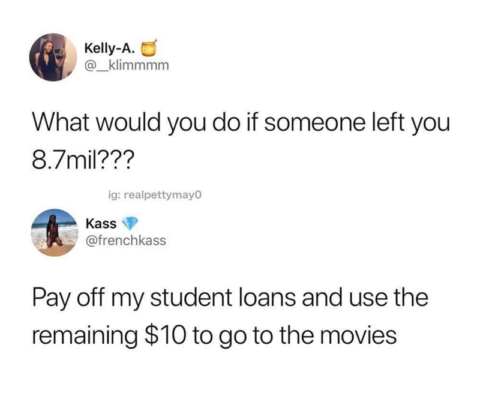 The sad reality is that $10 doesn't leave you with enough for popcorn and a box of Sno-Caps.