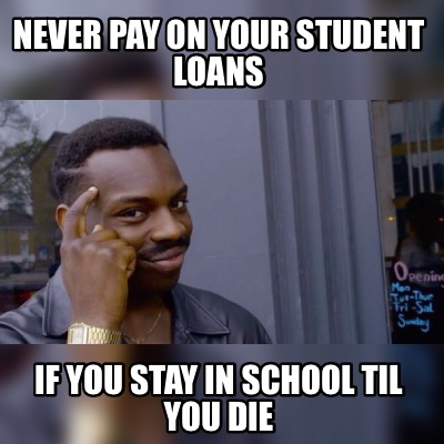 I found a new debt plan.