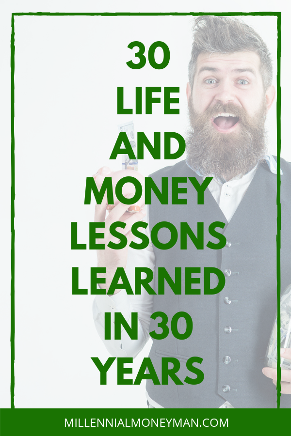 Click to share with me in the lessons I have learned about personal finance, student loans, getting out of debt, credit cards, helping people, and being grateful. #lifelessons #money