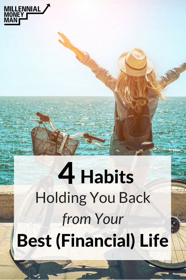 Click to read about the common things I see people doing that hold them back from achieving debt freedom, getting rid of their student loans, saving, investing, and generally having success with their financial goals.