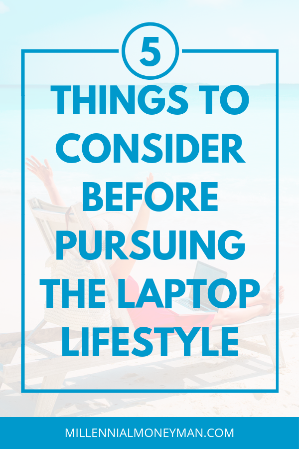 Click to read the 5 things you need to know about starting an online business before you jump into making money online, starting a side hustle, becoming an entrepreneur, or starting a blog. #makemoneyonline #laptoplifestyle