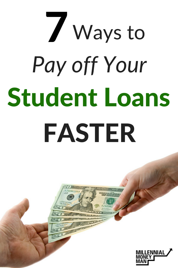 Learn how you can pay off your student loans faster and start your journey by making a plan for debt freedom.