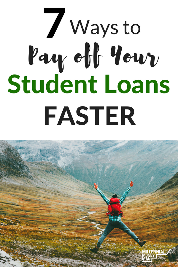Paying off your student loans can seem like a huge task, but these tips you could help jumpstart your loan repayment and get you out of debt faster.