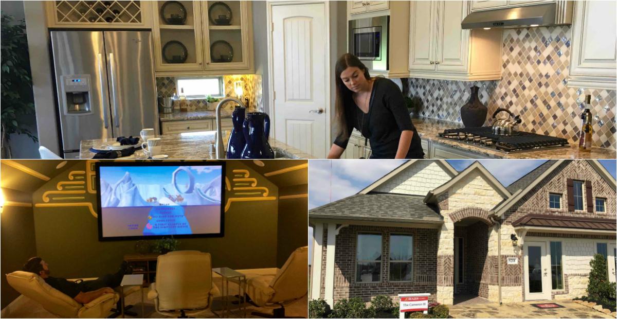 Beazer Homes Live-Tweet Event with Millennial Money Gal!