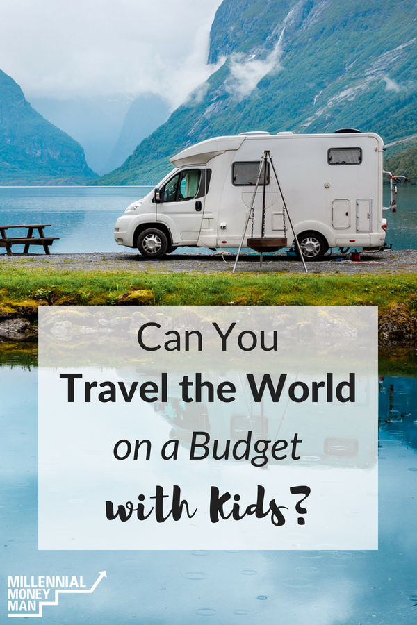 Click to read Laurie's tips and hacks for traveling cheap while still saving money and planning for the future.