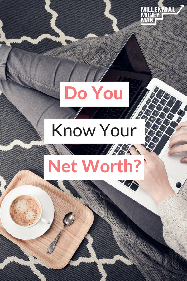 Click to read the article and learn the personal finance tips to track, understand, and calculate your net worth.