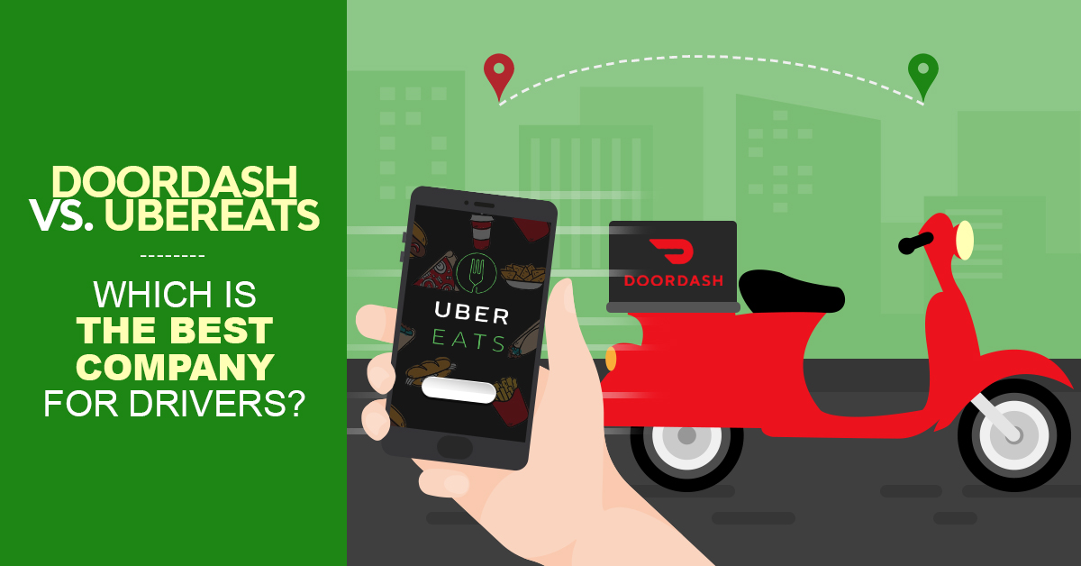 DoorDash vs UberEats | Qual é a melhor empresa para motoristas? 36