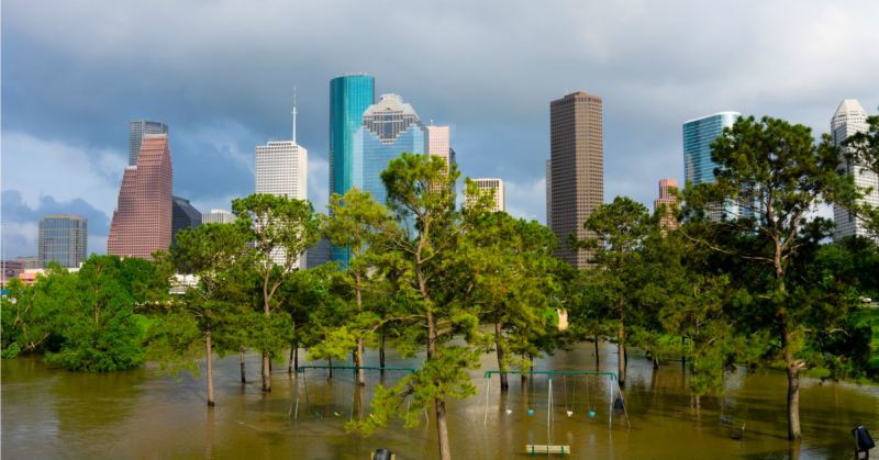 What Hurricane Harvey Was Like and How You Can Help