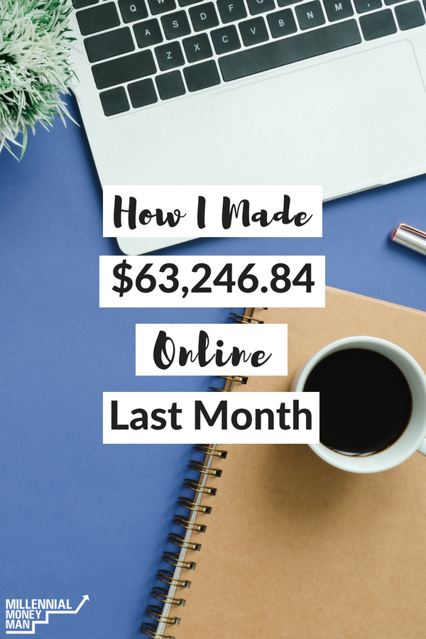 Click through to read my May 2018 income report that details how I make money online from my blog and online businesses. #incomereport #makemoneyonline