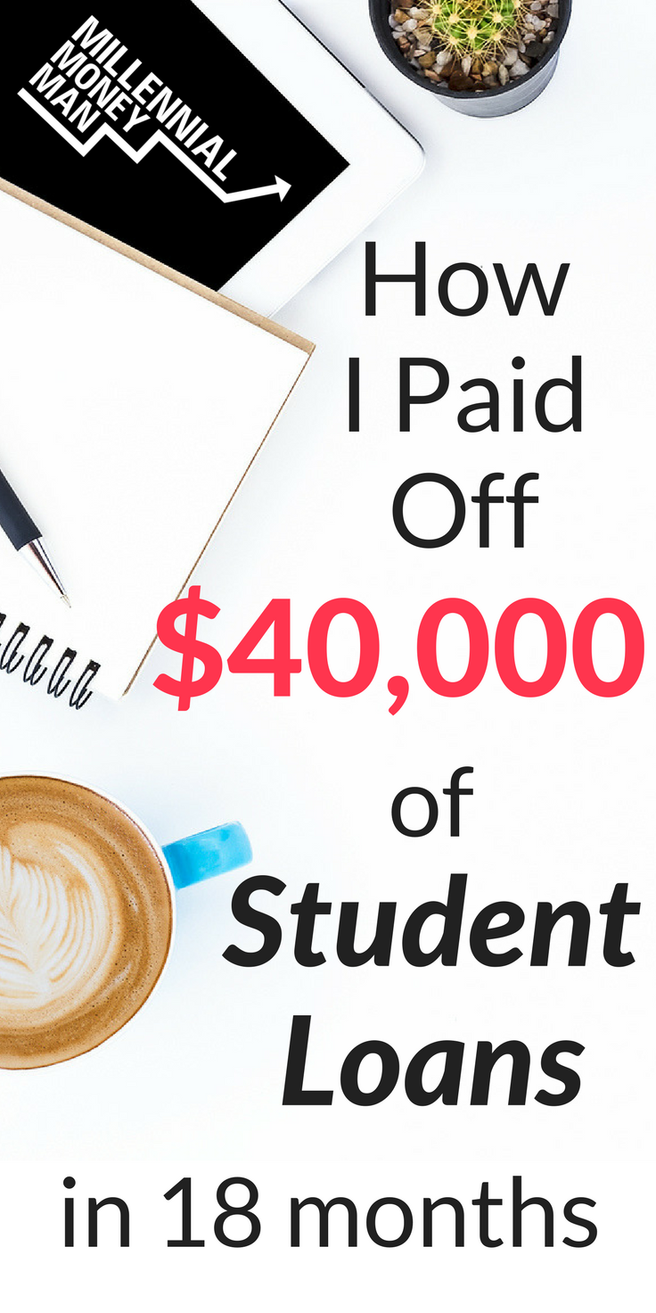 I never knew anyone could pay off debt this quickly-and on a teacher's salary. This is great inspiration for paying off your student loans!