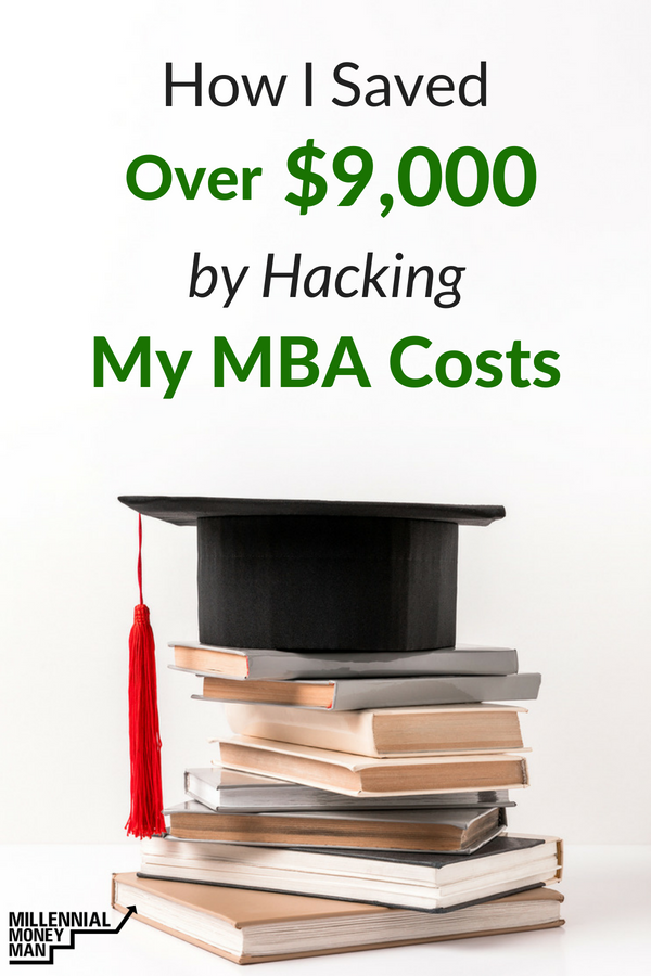 Click to read how one guy hacked the costs of his master's degree and learn tips and tricks on how you can save money on college costs too.