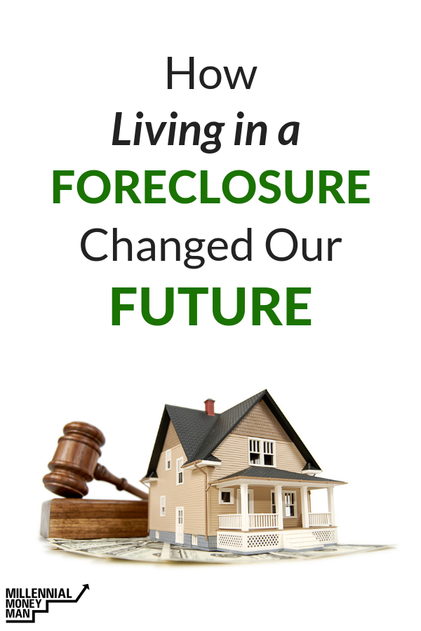 Click to read how buying a foreclosure to fix up and live in helped Brandon and his wife build their net worth and invest in rental properties.