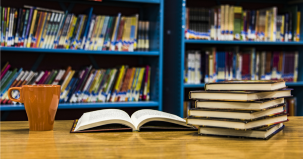 Best personal finance books in the library