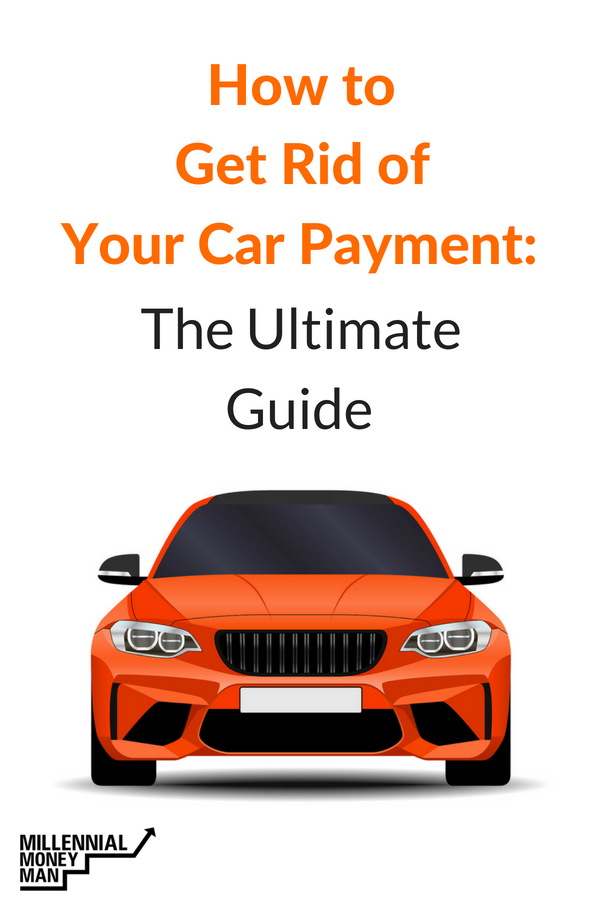 Click through to read tips and a plan on how you get rid of your car payment so you can save money to get out of debt, pay off your student loans, or start investing. #carpayment