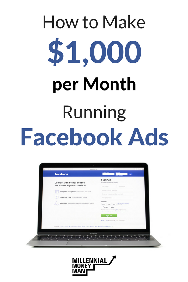 Learn how to run Facebook ads for local business to create the perfect online side hustle and make money from home.