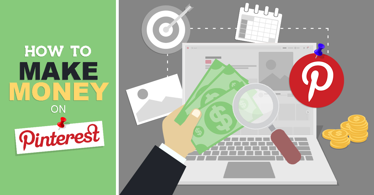 How To Make Money On Pinterest In 2020 Earn 1 000 Extra Per Month