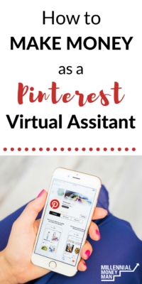 how to become a virtual assistant, pinterest virtual assistant, how to make money online, make extra money, make money from home, ideas to make money, make money on the side, online side hustle, #makemoneyonline, #sidehustle, #virtualassistant