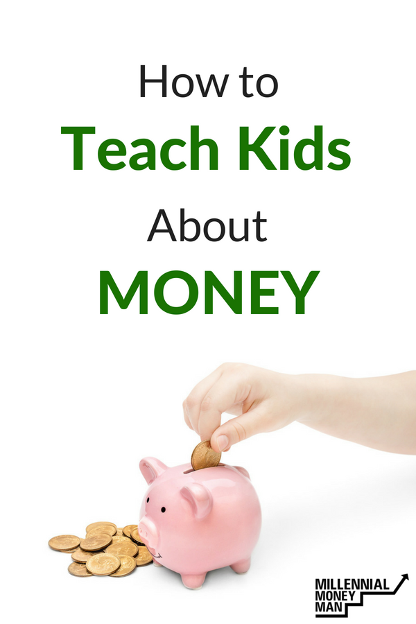 Click to read some great tips on teaching your kids about money, spending, debt, saving, and investing.
