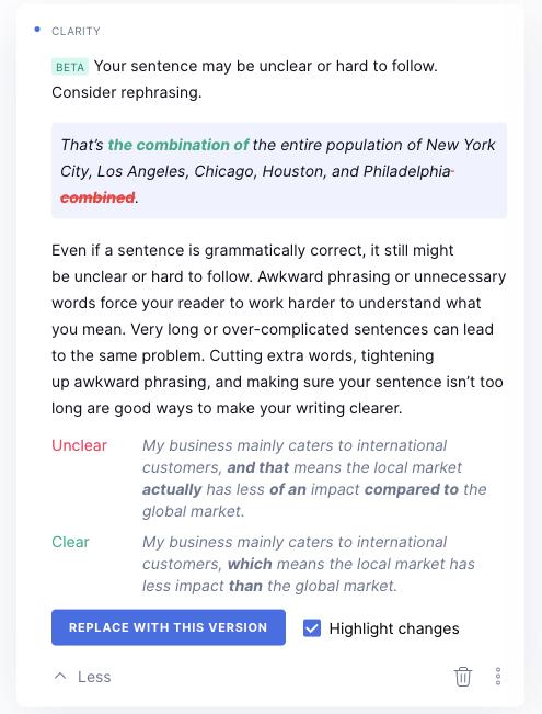 Revisão gramatical 2020 | Este verificador gramatical vale a pena? 12