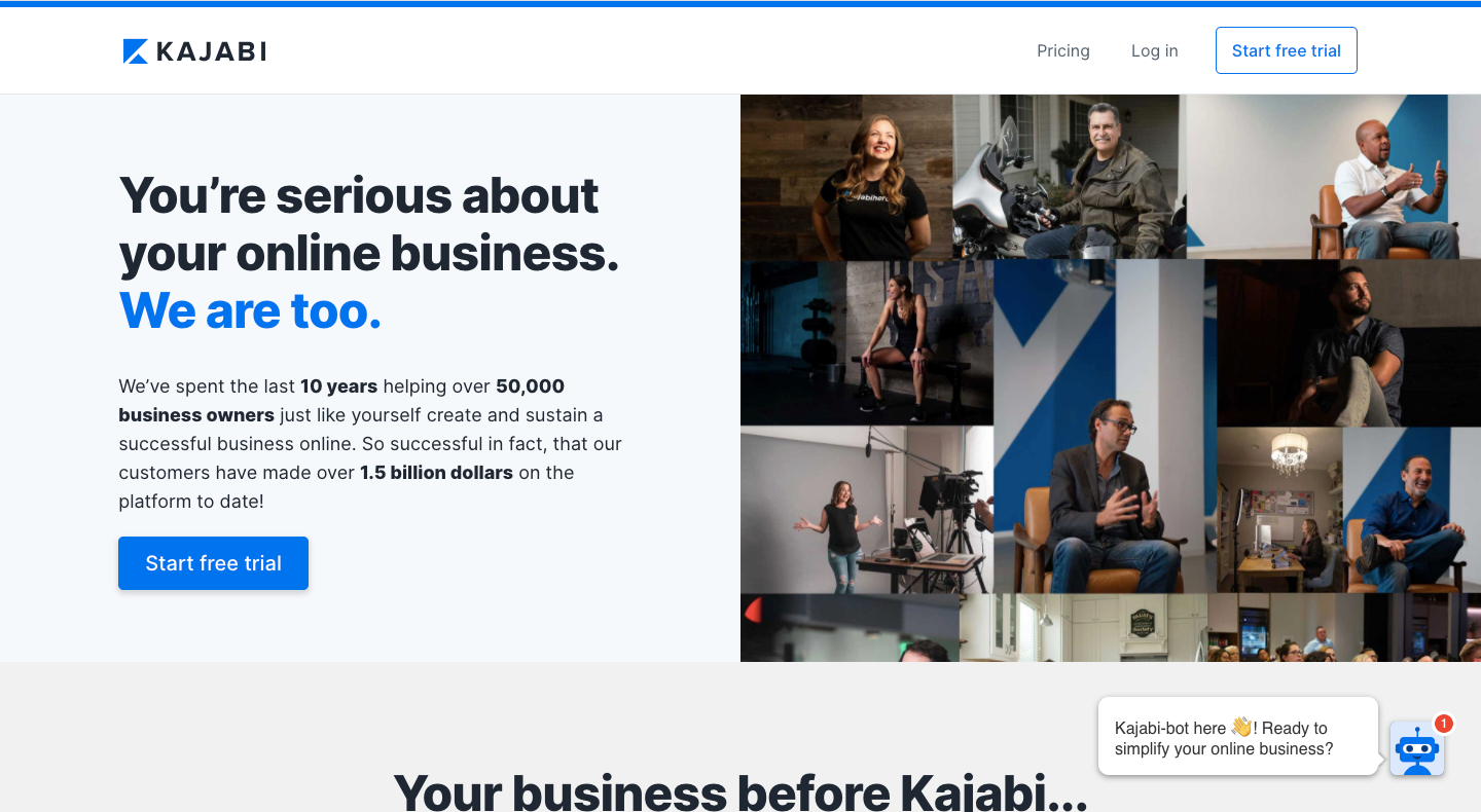 Kajabi vs Thinkific | Which is the Best Course Platform for Your Business? 2