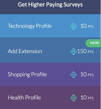 Survey Junkie profile