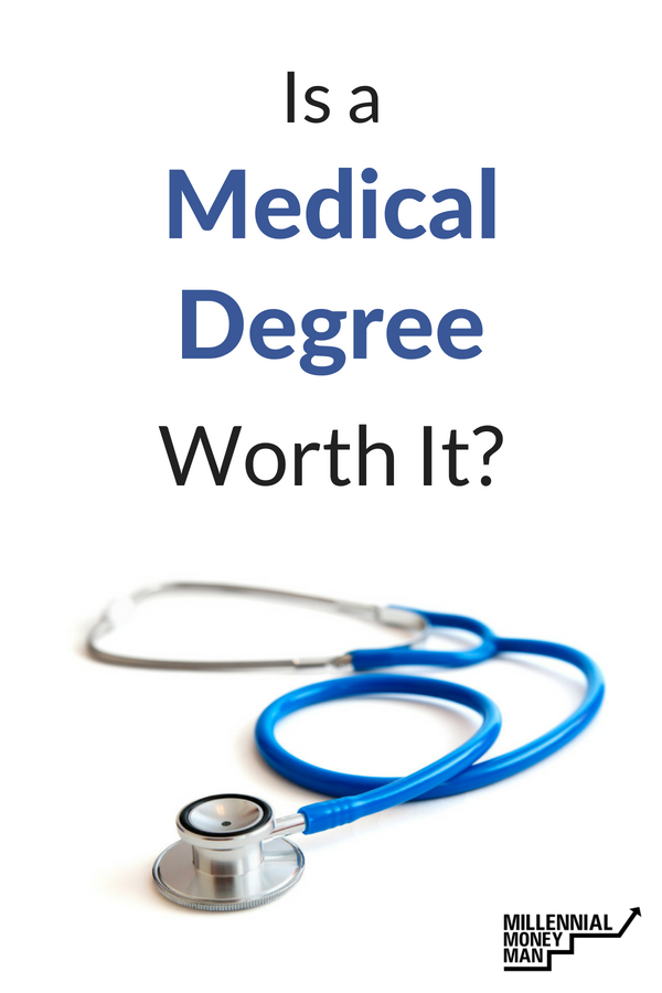 A doctor gives her tips and advice about the financial impact that comes along with paying off student loan debt after getting a medical degree. #studentloans #getoutofdebt