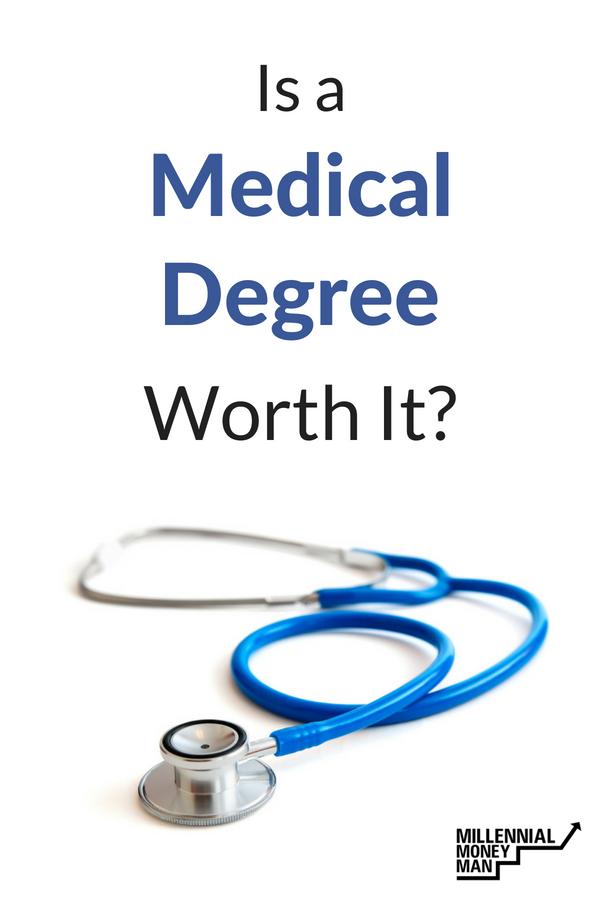 Is Medical or Dental School Worth It | Millennial Money Man