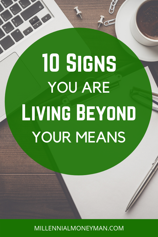 Click to read about the 10 warning signs that you need to get better with your money and learn tips and tricks for saving money, budgeting, and getting out of debt.