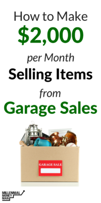 garage sale flipping, make money garage sale flipping, garage sale flips make money, how to start a side hustle, how to make money online, make extra money, make money from home, ideas to make money, make money on the side, side hustle ideas, #makemoney, #sidehustle