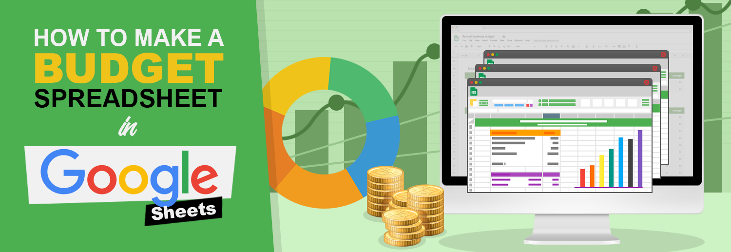 How to Make a Budget Spreadsheet in Google Sheets (Step-By