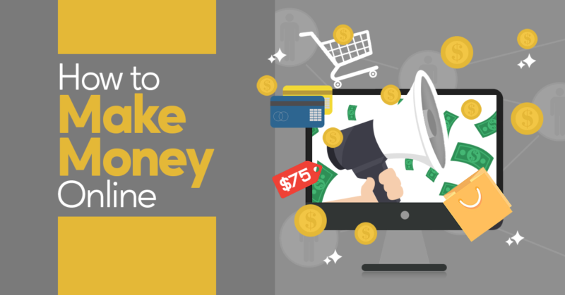 How to Make Money Online | 21 Ways to Make Money From Your Laptop