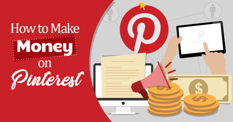How to Make Money On Pinterest (Earn $1,000 Extra Per Month!)