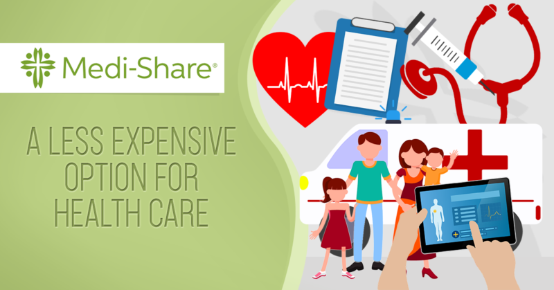 Medi-Share Review 2019: A Less Expensive Option for Health Care