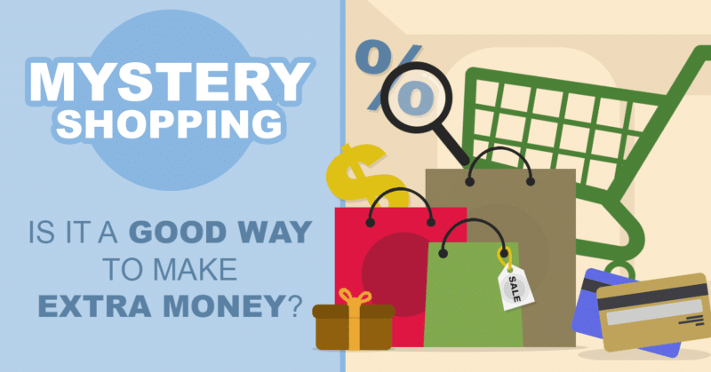 Mystery Shopping: Is it a Good Way to Make Extra Money?
