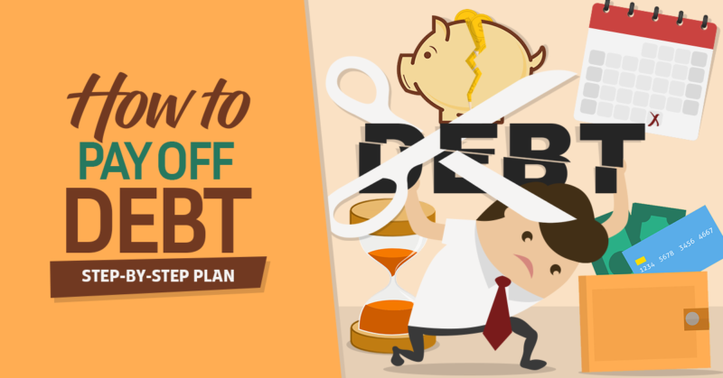 How to Pay Off Debt: Step-by-Step Plan (That Actually Works)