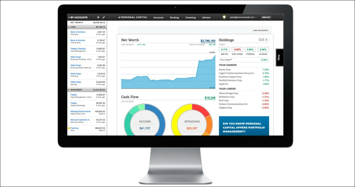 Personal Capital Review – Free Money Tracking Awesomeness