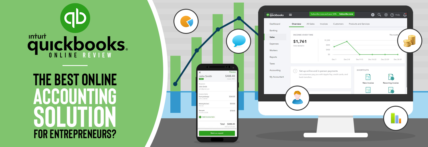 Quickbooks Online 2019 Review: The Best Online Accounting
