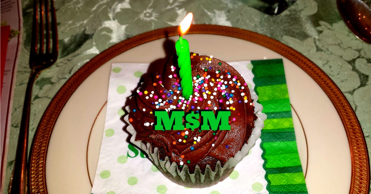 Millennial Money Man Turns One!