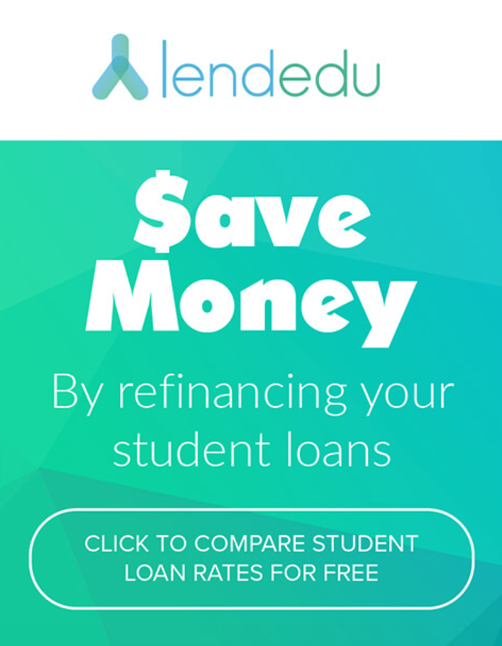 Refinance your student loans with LendEDU