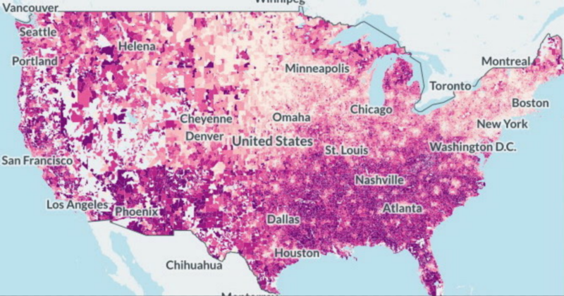 The Geography of Student Loan Debt in America