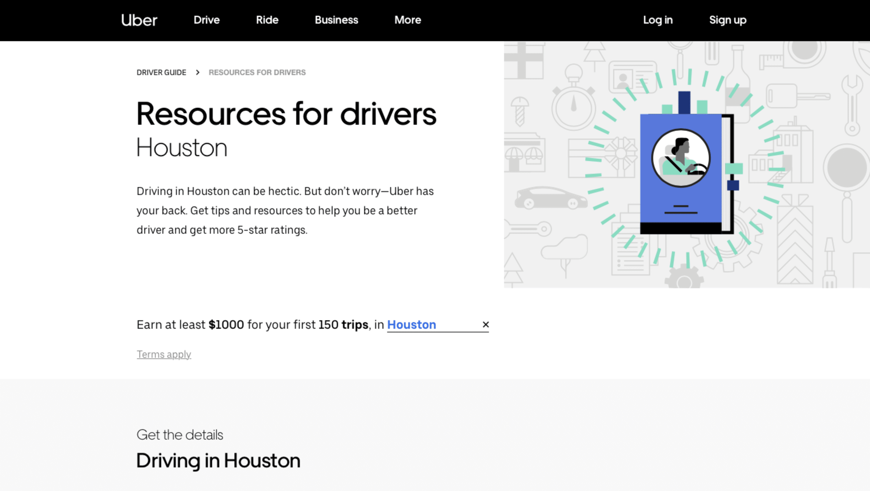 How much can you make driving for Uber?