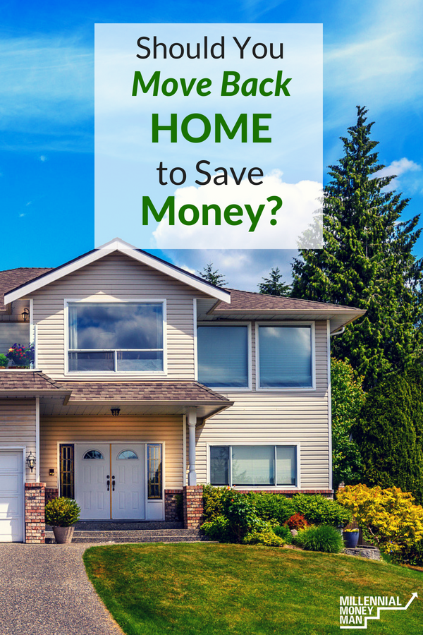 Click to read some things you should think about before you decided to move back home with your parents to save money, pay off debt quickly, or work towards you financial goals.