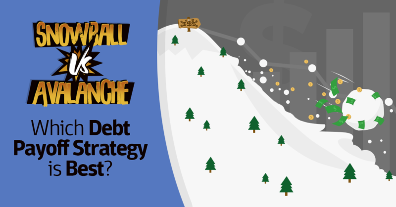Snowball vs. Avalanche: Which Debt Payoff Strategy is Best?