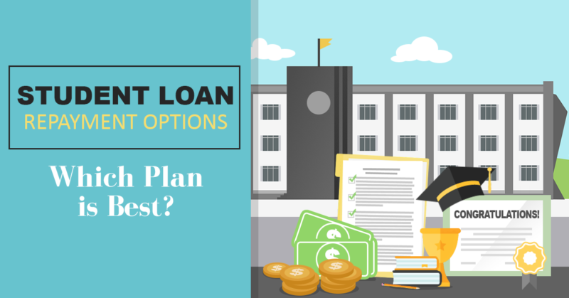 Student Loan Repayment Options | Which Plan is Best?