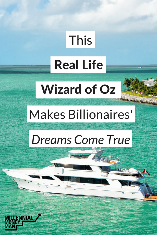 Click through to read how one man used his hustle to build a successful business that caters to the billionaire lifestyle and helps them fulfill their wildest dreams. #billionaire
