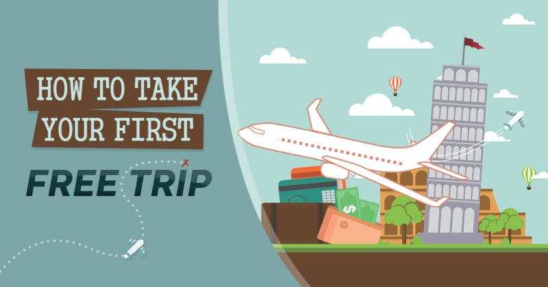 A Beginner's Guide to Travel Hacking: How to Take Your First Free Trip