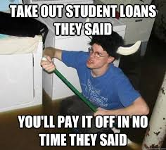 Unknown copy top 15 student loan memes just because