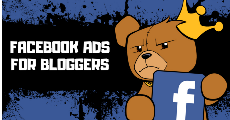 The FB Ads for Bloggers Course is Live!