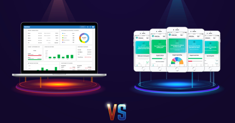 Quicken vs. Mint: Which Budgeting Tool is Better in 2019?